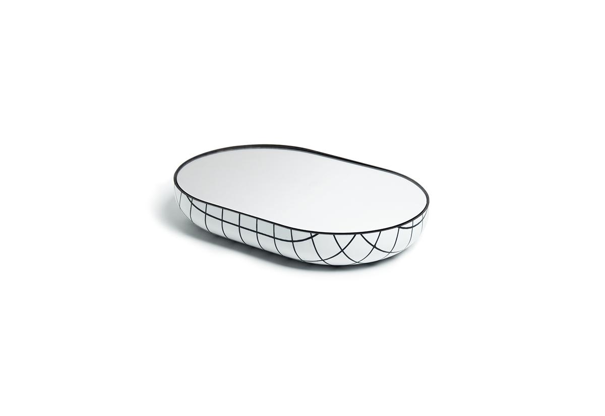 hans van sinderen Grid mirrors